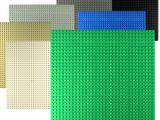 LEGO Uyumlu çocuk eğitimi taban plakası