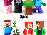 Minecraft LEGO Uyumlu Figürleri