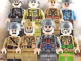 LEGO Uyumlu Asker Serisi 2 yeni