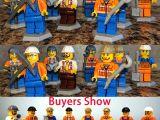 LEGOpower -  Uyumlu Mühendisler Minifigür Seti