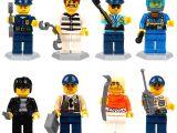 LEGOpower -  Uyumlu Hapishane Minifigür Seti