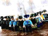 Polis Özel harekat LEGO Uyumlu Set