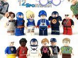 LEGOpower -  Uyumlu Sporcular Minifigür Seti