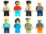 LEGOpower -  Uyumlu Meslekler 1 Seti