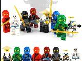 Ninjago 5 LEGO Uyumlu Özel set