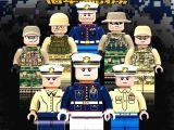 LEGO Uyumlu Komutanlar Serisi Seti