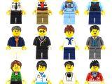 LEGO Uyumlu Gençler 1 Minifigür Seti