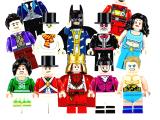 LEGOpower -  Uyumlu Krallık Minifigür Seti