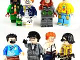 LEGO Uyumlu Gençler 6 Minifigür seti