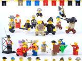 LEGO Uyumlu Vahşi Batı Minifigür Seti