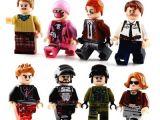 LEGOpower - Uyumlu Gençler 5 Minifigür Seti