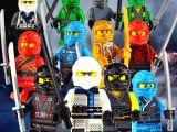 LEGO Uyumlu Ninjago 1 özel serisi